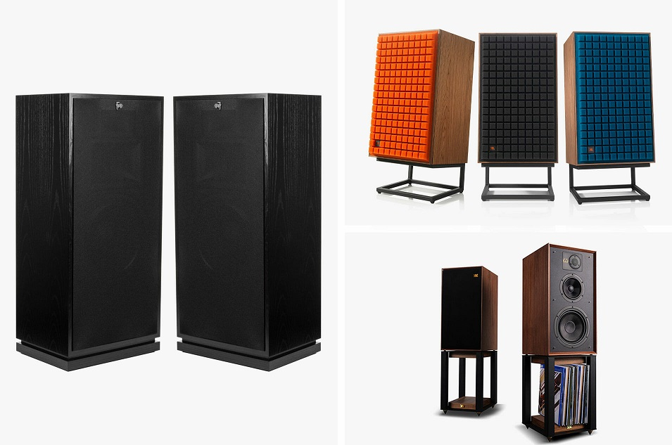 Picking height of speakers' stand