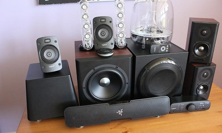 It's quite easy to make routine speakers wireless!